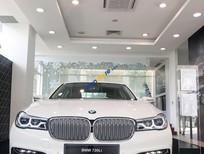 Bán ô tô BMW 7 Series 730Li năm sản xuất 2018, màu trắng, nhập khẩu nguyên chiếc