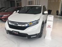 Bán Honda CR V L năm sản xuất 2019, màu trắng, nhập khẩu