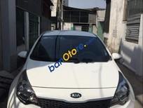 Bán Kia Rio 1.4 AT năm 2017, màu trắng, nhập khẩu nguyên chiếc như mới