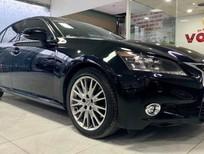 Bán xe Lexus GS sản xuất năm 2014, màu đen, nhập khẩu như mới