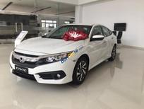 Bán ô tô Honda Civic E sản xuất năm 2019, màu trắng, xe nhập