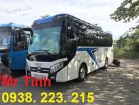 Giá xe Universe con 29 chỗ Thaco Tb79S 2019 E4 Trường Hải sản xuất, giá rẻ, giao nhanh, trả góp thấp