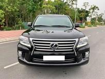 Bán xe Lexus LX570 đời 2012, ĐK 6/2013, phiên bản cao cấp