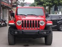 Bán xe Jeep Wrangler Unlimited Rubicon đời 2019, màu đỏ, nhập khẩu nguyên chiếc