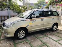 Bán Toyota Innova lên phom 2013, sản xuất năm 2007, màu bạc