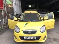 Bán Kia Morning Sport 2011, màu vàng, giá tốt