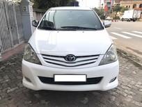 Cần bán lại xe Toyota Innova G 2008, màu trắng, giá tốt