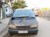 Cần bán lại xe Toyota Previa 2.4LE sản xuất 1991, màu xám, xe nhập xe gia đình, giá chỉ 129 triệu
