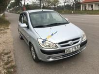 Cần bán xe Hyundai Click năm sản xuất 2007, màu bạc, nhập khẩu, giá chỉ 235 triệu