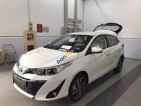 Bán ô tô Toyota Yaris Verso G năm sản xuất 2019, màu trắng, xe nhập giá cạnh tranh