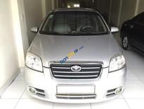 Bán xe Daewoo Gentra SX năm sản xuất 2009, màu bạc chính chủ
