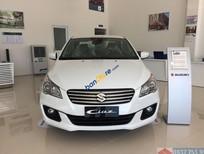Cần bán xe Suzuki Ciaz sản xuất 2019, màu trắng, nhập khẩu nguyên chiếc