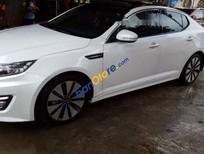 Cần bán Kia K5 sản xuất 2015, màu trắng, giá 340tr