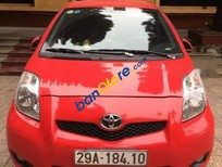 Cần bán lại xe Toyota Yaris Verso sản xuất năm 2011, màu đỏ, xe nhập, 420 triệu
