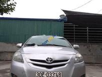 Bán Toyota Vios Limo đời 2009, màu bạc, 232tr