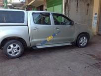 Cần bán xe Toyota Hilux sản xuất năm 2009, màu bạc, nhập khẩu Thái