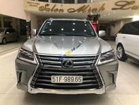 Bán Lexus LX570 đời 2016, màu ánh vàng ghi tan, xe nhập khẩu mới USA, đã đi được 15000 km