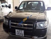 Cần bán Ford Ranger XLT năm 2008, màu đen, xe nhập