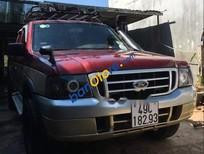 Xe Ford Ranger sản xuất năm 2004, màu đỏ, nhập khẩu nguyên chiếc, 195 triệu