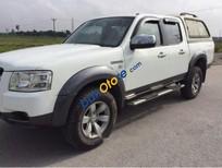 Cần bán Ford Ranger XLT năm sản xuất 2008, màu trắng