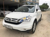 Cần bán Honda CR V 2.0 năm sản xuất 2011, màu trắng, nhập khẩu nguyên chiếc