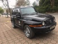 Cần bán xe Ssangyong Korando TX5 năm 2003, màu đen, nhập khẩu