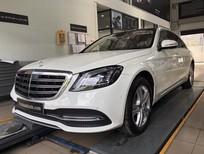 Cơ hội mua xe Mercedes S450 màu trắng/ nội thất be vàng siêu lướt như mới - tiết kiệm tới gần 600 triệu