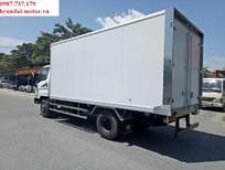 Xe tải Hyundai Mighty thùng đông lạnh - 6.2 tấn