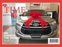 Bán ô tô Toyota Innova 2.0E MT năm sản xuất 2019, màu bạc giá cạnh tranh