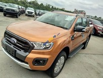 Cần bán xe Ford Ranger XLS AT 2.2 sản xuất 2018, màu nâu, nhập khẩu nguyên chiếc