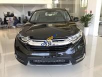 Cần bán Honda CR V 1.5L năm 2019, màu đen, nhập khẩu