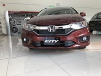Bán ô tô Honda City L sản xuất năm 2019, màu đỏ, giá 599tr