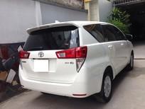 Bán Toyota Innova sản xuất 2018, màu trắng số sàn, 745 triệu