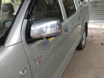 Bán ô tô Toyota Hilux 2.5E 4x2 MT năm sản xuất 2009, màu bạc, xe nhập, giá 320tr