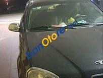 Cần bán xe Daewoo Lacetti năm 2005, màu đen, giá 130tr