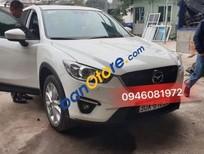 Cần bán xe Mazda CX 5 sản xuất năm 2015, màu trắng