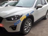 Bán Mazda CX 5 năm sản xuất 2015, màu trắng xe gia đình, giá 750tr