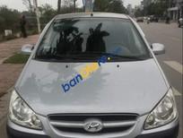 Cần bán gấp Hyundai Click năm sản xuất 2008, màu bạc, nhập khẩu