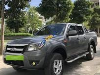Cần bán gấp Ford Ranger năm sản xuất 2010, màu xám xe gia đình