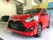 Bán Toyota Wigo sản xuất năm 2019, màu đỏ, nhập khẩu