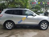 Cần bán gấp Hyundai Santa Fe MLX năm 2006, màu bạc, nhập khẩu nguyên chiếc