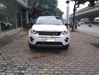 Bán xe LandRover Discovery Sport HSE Luxury năm 2015, màu trắng, xe nhập số tự động