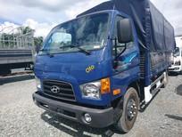 Bán xe Hyundai Mighty 75S- 3T5 thùng bạt vào thành phố sản xuất năm 2019