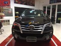 Cần bán xe Toyota Fortuner 2.4G MT sản xuất 2019, màu nâu, nhập khẩu nguyên chiếc
