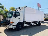 Xe giao ngay-bán Hino FG 8 tấn thùng đông lạnh