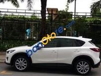 Cần bán Mazda CX 5 sản xuất năm 2015, màu trắng