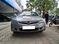 Cần bán lại xe Honda Civic 2.0 2009, màu bạc giá 385tr