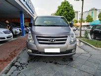 Bán xe Hyundai Grand Starex 2016, màu bạc, nhập khẩu chính hãng, giá chỉ 755 triệu