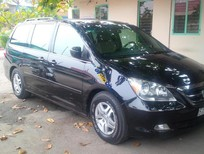 Bán Honda Odyssey sản xuất 2007, màu đen, xe nhập, giá tốt