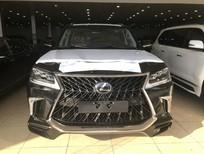 Bán Lexus LX570 Super Sport 2019, màu đen, nội thất nâu đỏ, xe nhập nguyên chiếc, mới 100% - Xe giao ngay. LH: 0906223838